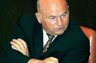 """Лужков объявил """"крестовый поход"""" против олигархов"""