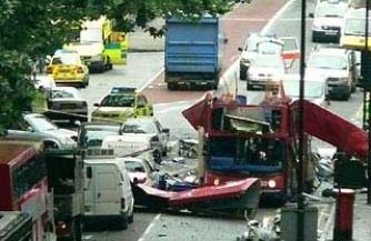 Лондон сотрясла серия терактов