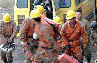 Трагедия на китайской шахте