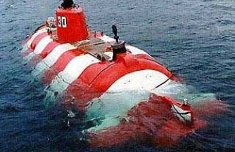 Экипаж затонувшего батискафа спасен