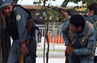 Бои в Кабуле и провинции