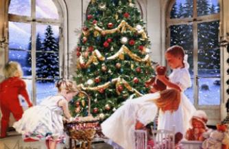 Елка – это Рождество Христово