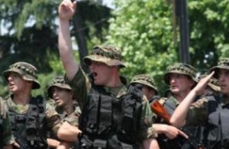 Военный зуд Тбилиси