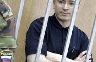 Совет по правам Ходорковского