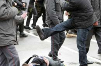 Геноцид русских  в Киргизии