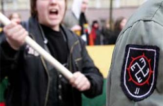 Истерия нацистов в Литве