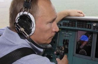 Ручное управление Путина
