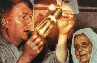 Дерибан лампочки Ильича