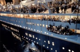 """""""Титаник"""", смерть Каддафи и ФРС"""