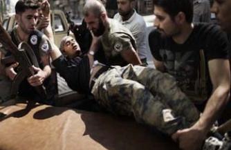 Торговцы сирийской человечиной