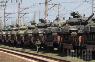 На Украине усиливается военное присутствие США и НАТО