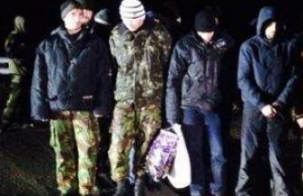 Трое пленных остались в Донецкой республике