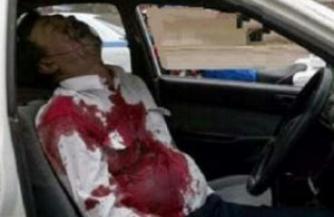 19-летняя девушка взорвала в машине двух карателей