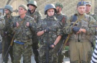"""Каратели из """"Днепра-1"""" бежали под натиском """"моторолловцев"""" """"Спарты"""""""