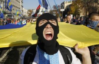"""В Донбассе """"день УПА"""" """"отметили"""" жутким изнасилованием"""