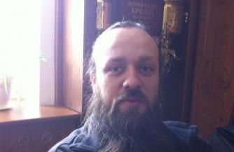 Укронацисты арестовали монаха Свято-Успенского Николо-Васильевского монастыря (ДНР)