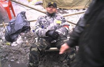 Подельник Яроша убит в засаде ополченцев