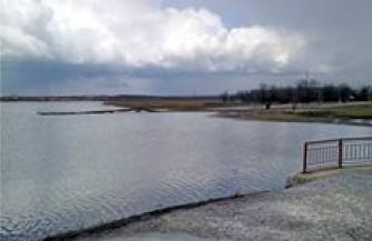 Карловское водохранилище заминировано карателями