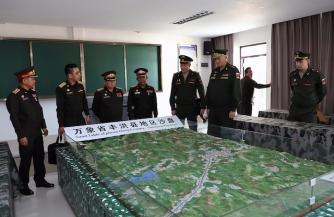 Делегация Академии Генштаба ВС РФ посетила Лаосскую Народно-Демократическую Республику