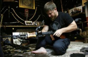 Кадыров назвал Мосийчука трусом и больным человеком