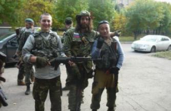 Китайские добровольцы прибыли защищать Донбасс
