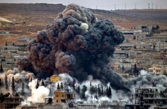 В Кобани курды отбивают атаки смертников на минированных авто