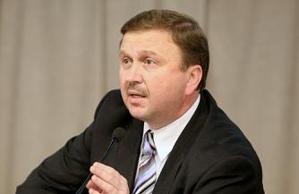 Андрей Кобяков назначен новым премьер-министром Белоруссии