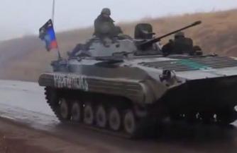СРОЧНО. Ополчение штурмует воинскую часть ПВО под Авдеевкой