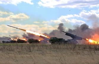 Ракетные войска и артиллерия ЦВО развернуты в четырех субъектах РФ