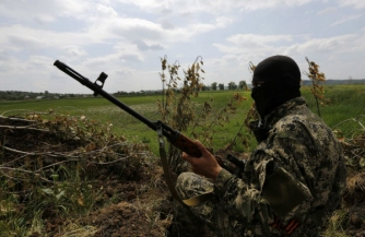 """Армия Новороссии сжимает """"клещи"""" вокруг г. Счастье"""