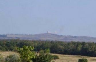 Стела героев войны на Саур-Могиле взорвана укронацистами