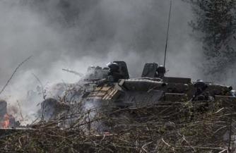 Нацгвардия несет потери, штурмуя Степановку