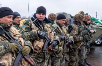 Каратели увеличили группировку погранвойск в Донбассе