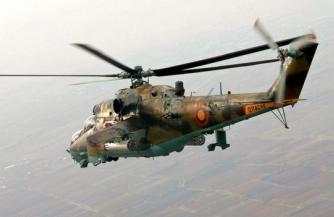 Азербайджанские ВС сбили вертолет Ми-24 армии Карабаха