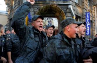 Солдатские бунты не прекращаются на Украине