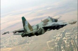 Украинские боевые самолеты замечены в небе над Донецком