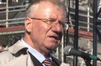 Воислав Шешель призвал русских не предавать страну и президента